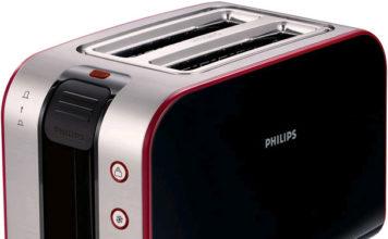 Ремонт тостера Philips